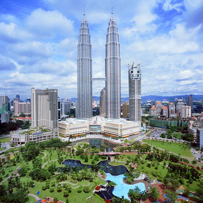 malasia torres petronas