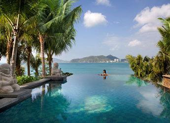 mandarin oriental sanya 1 - Un paseo por las mejores piscinas del mundo