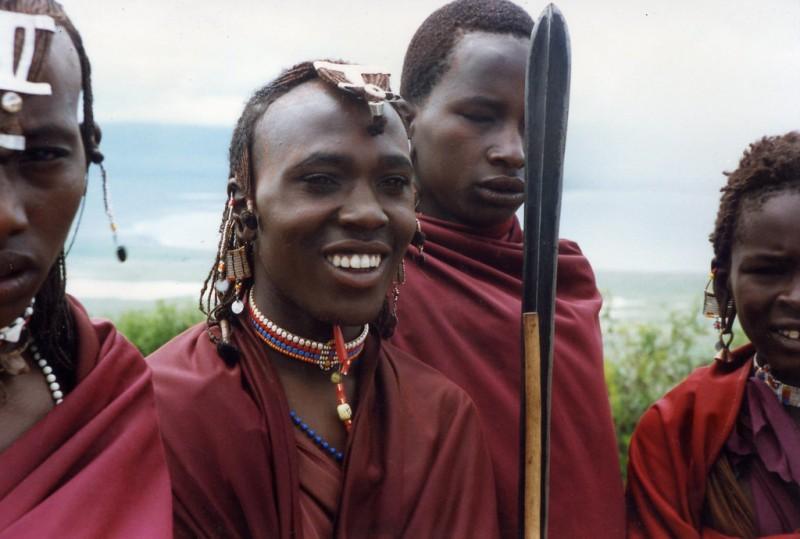 masai guerreros kenia - Kenia, la espectacular esencia de África
