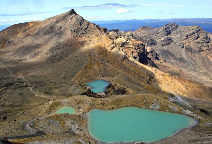 nueva zelanda volcanes espectacular 1 - Unas vacaciones medio pagadas por los destinos, un nuevo plan turístico