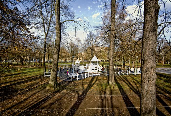 parque del prado Vitoria Gasteiz 1 - Vitoria-Gasteiz, la conocida ciudad verde