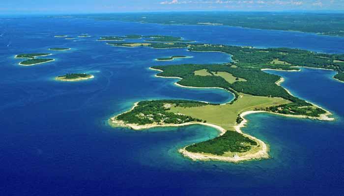 parque nacional brijuni 1 1 - Otoño natural en Croacia