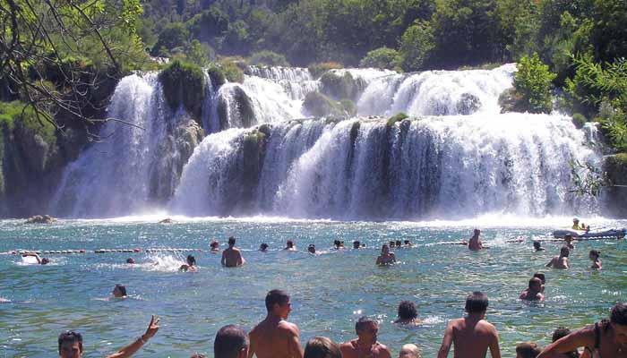 parque nacional krka 1 - Otoño natural en Croacia