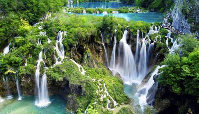 parque nacional plitvice 1 - Otoño natural en Croacia