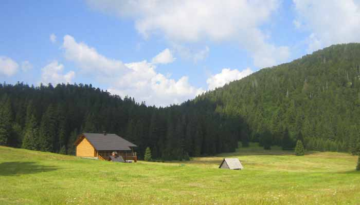 parque nacional risnjak 1 - Otoño natural en Croacia