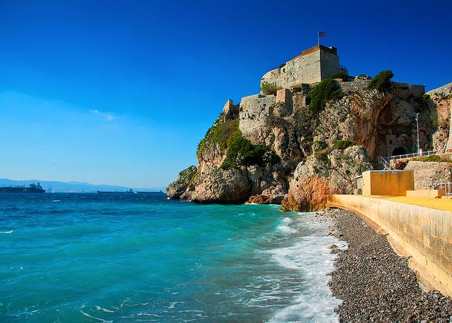 parsons lodge 1 - Gibraltar, la famosa Roca del Estrecho