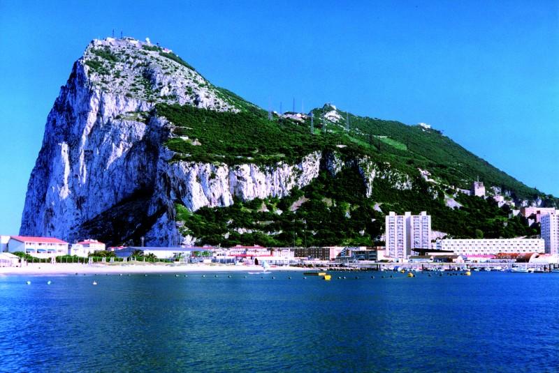 peñon gibraltar españa inglaterra - Gibraltar, la famosa Roca del Estrecho