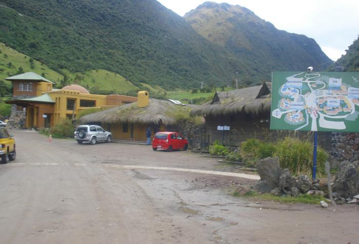 reserva ecologica cayambe coca