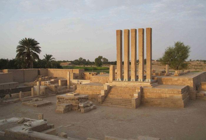 ruinas templo Bliquis