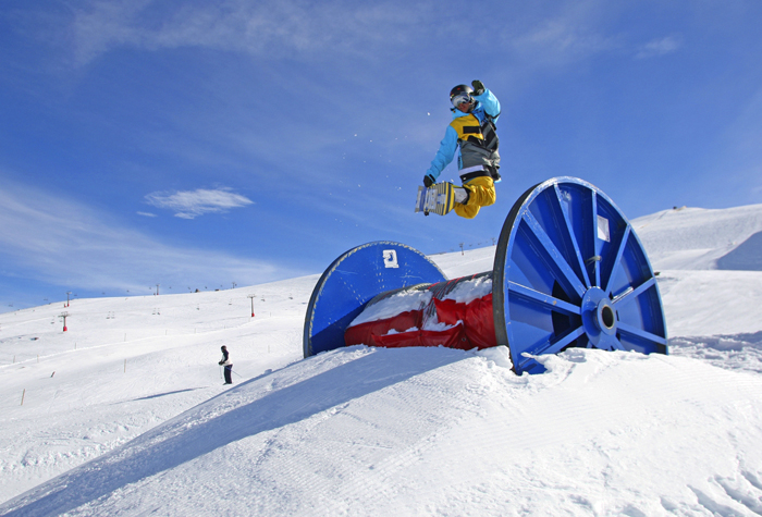 sierra nevada deporte 2012 2013