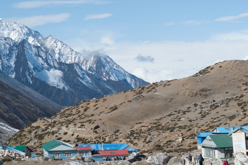 tibet everest campamento base  - Tíbet: misticismo y aventura a las puertas del cielo
