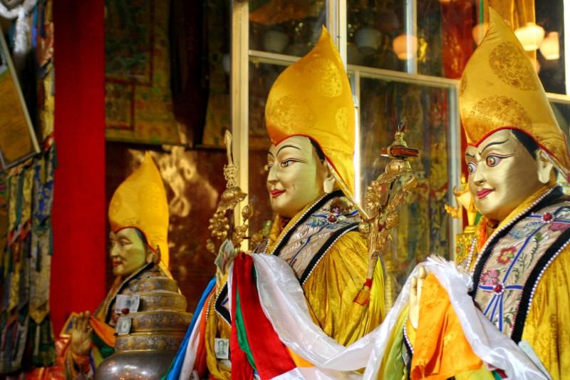 tibet templo  - Tíbet: misticismo y aventura a las puertas del cielo