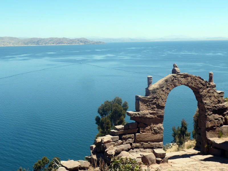 titcaca peru lago - Perú, espectáculo de agua en estado puro