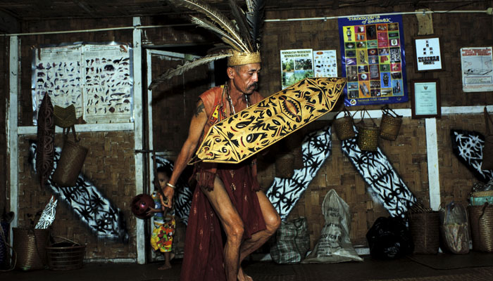 tribu malasia