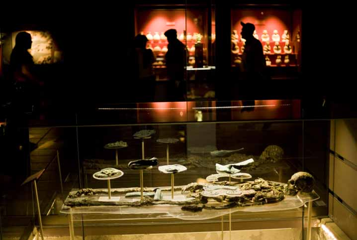 Museo de Huaca Rajada - Sipán