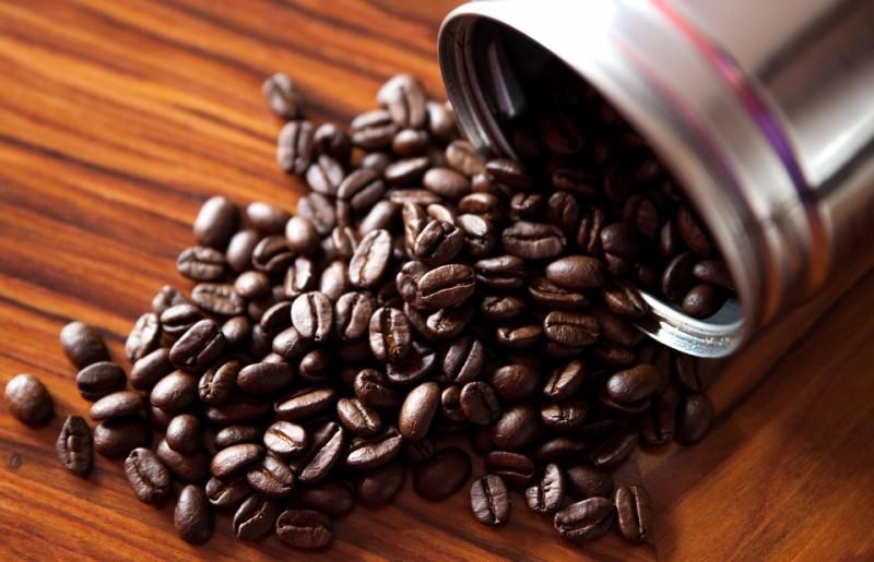 cafe lata granos - La ruta del café en Nicaragua