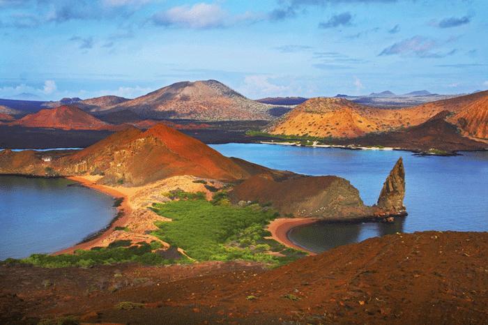 galapagos 1 - Ecuador y sus lugares declarados Patrimonio de la Humanidad