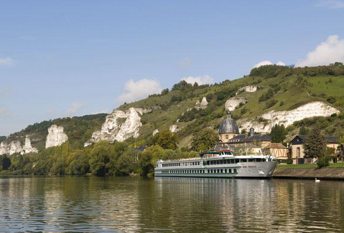 navegar por el sena 2 - Ruta de los impresionistas navegando por el Sena