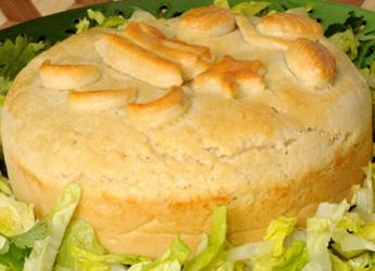tarta de pollo 1 - Tarta de pollo