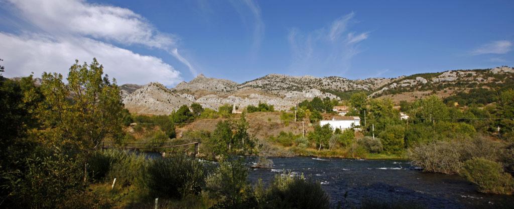 Comarca de Cistierna01 - Cistierna y su comarca, puerta de entrada al país de Vadinia