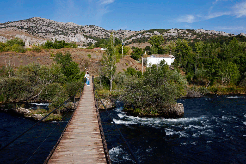 Comarca de Cistierna03 - Cistierna y su comarca, puerta de entrada al país de Vadinia
