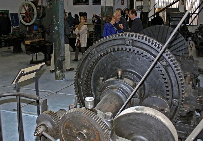 Museo del Ferroviario01 - Cistierna y su comarca, puerta de entrada al país de Vadinia