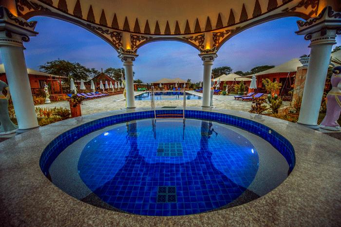 Bagan Lodge - 5 destinos espectaculares para hacer la pregunta del millón este San Valentín