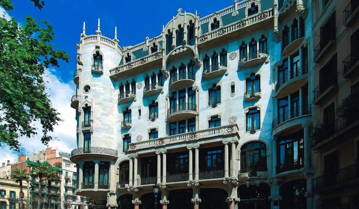 Casa Fuster 2 - Los diez hoteles españoles más cinematográficos