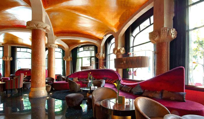 Casa Fuster - Los diez hoteles españoles más cinematográficos