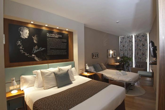 Hotel Astoria 7 - Los diez hoteles españoles más cinematográficos