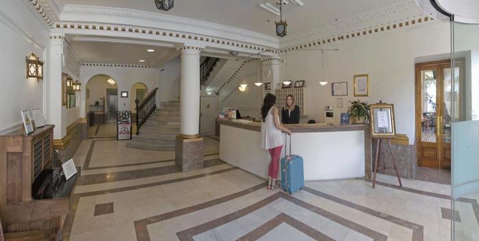 Hotel Asturias 1 - Los diez hoteles españoles más cinematográficos