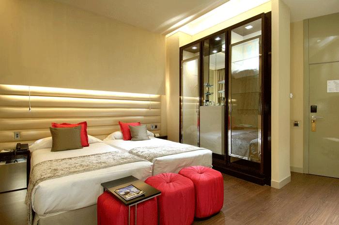 Hotel Vincci Capitol 2 - Los diez hoteles españoles más cinematográficos