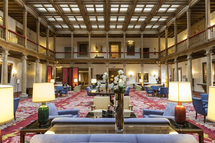 Hotel de la Reconquista 2 - Los diez hoteles españoles más cinematográficos