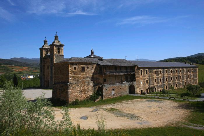 San Andres de Espinareda. El Monasterio Sabio01 - San Andrés de Espinareda. El Monasterio Sabio