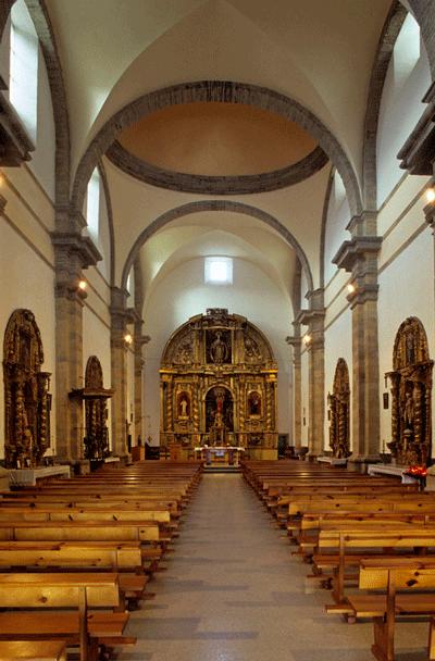 San Andres de Espinareda. El Monasterio Sabio02 - San Andrés de Espinareda. El Monasterio Sabio