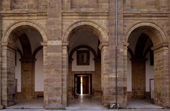 San Andres de Espinareda. El Monasterio Sabio03 - San Andrés de Espinareda. El Monasterio Sabio