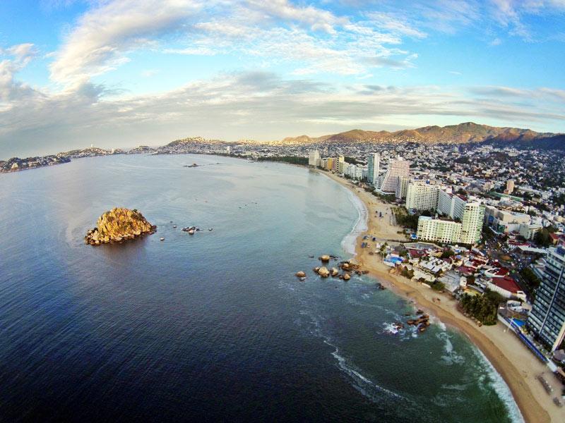 Bahia de Acapulco - Construyendo el Nuevo Acapulco