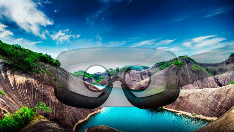 Realidad virtual viajes - VIAJAR INCLUSO ANTES DE EMPRENDER EL VIAJE