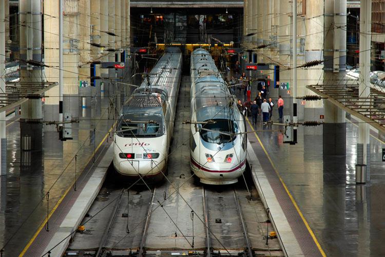 Tren trenes. Open Comunicacion - Cómo conseguir que tu viaje sea bueno, bonito y barato