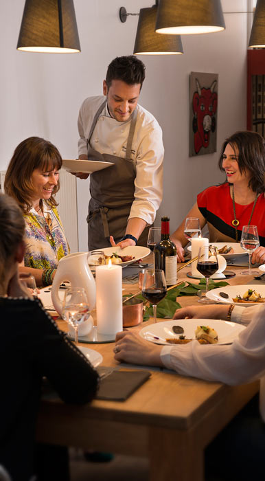 La Belle Assiette. Comer en Paris. Open - Comer bien en París sin pisar un restaurante