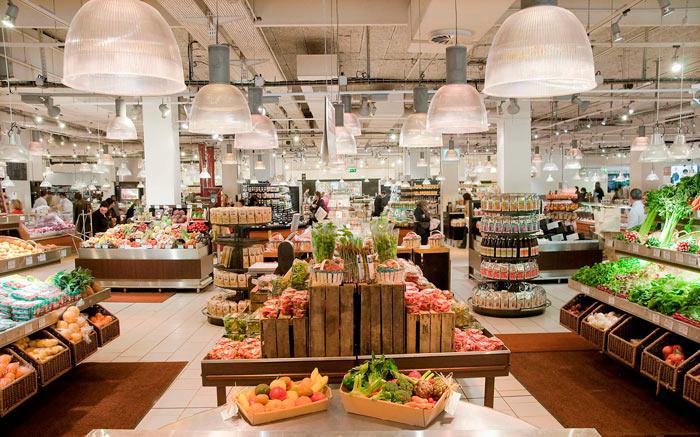 La Grande Épicerie de Paris. Comer en Paris. Open - Comer bien en París sin pisar un restaurante