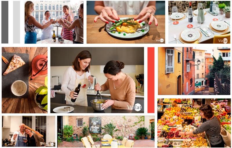 VizEat. Comer en Paris. Open - Comer bien en París sin pisar un restaurante