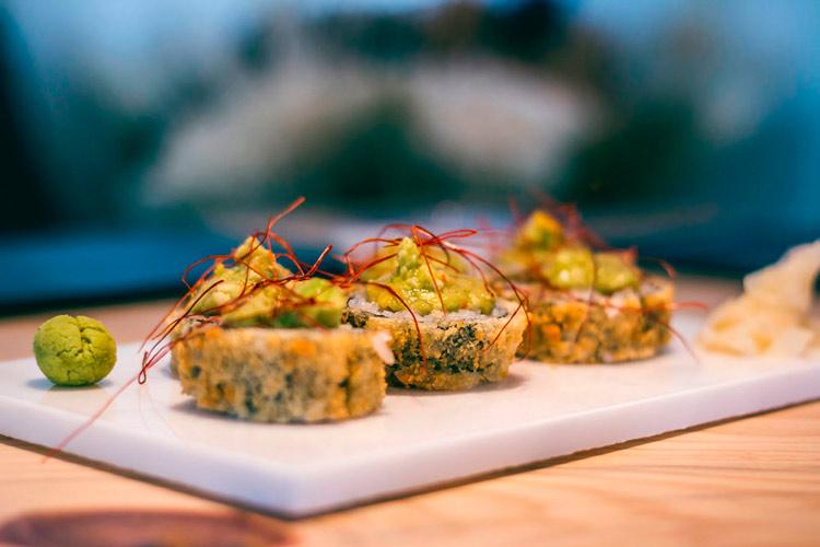 """sushi art and sushi madrid 1 - """"ART & SUSHI"""" UN NUEVO CONCEPTO DEL SUSHI"""