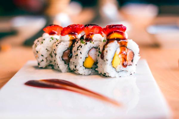 """sushi art and sushi madrid 3 - """"ART & SUSHI"""" UN NUEVO CONCEPTO DEL SUSHI"""