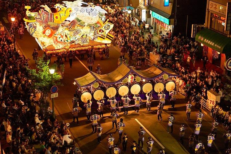Japon Kioto Nebuta Matsuri Festival © JNTO - Kioto: un verano de festival en Japón