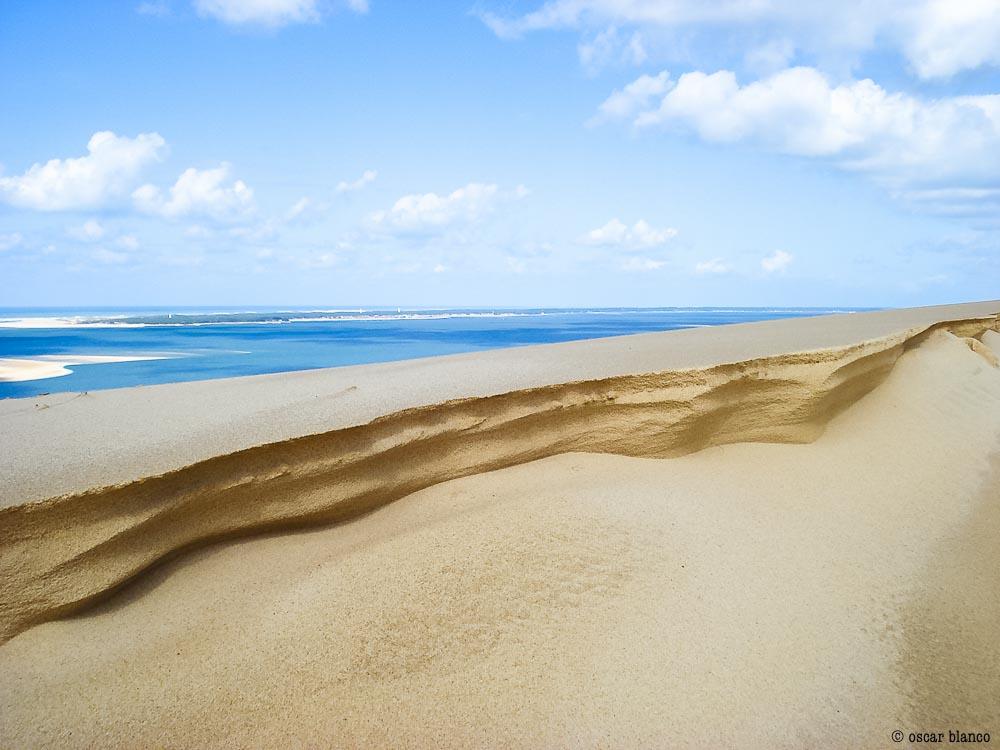 Oscar Blanco. La duna improbable. Relatos viajero.10 - LA DUNA IMPROBABLE