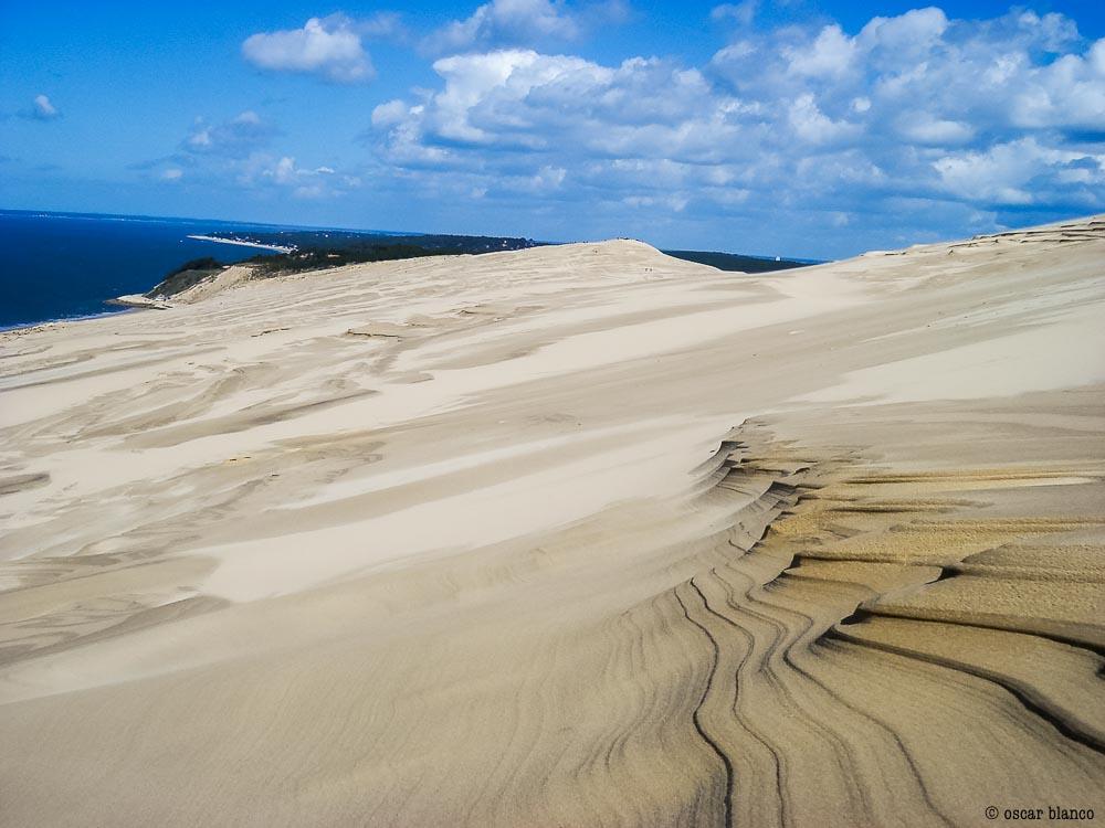 Oscar Blanco. La duna improbable. Relatos viajero.13 - LA DUNA IMPROBABLE