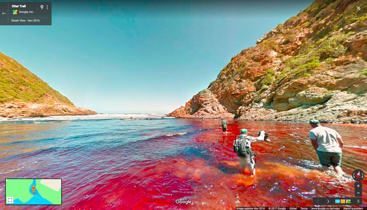 Bloukrans River Google Street Sudáfrica - Google Street View: la nueva forma de conocer los Parques Nacionales de Sudáfrica