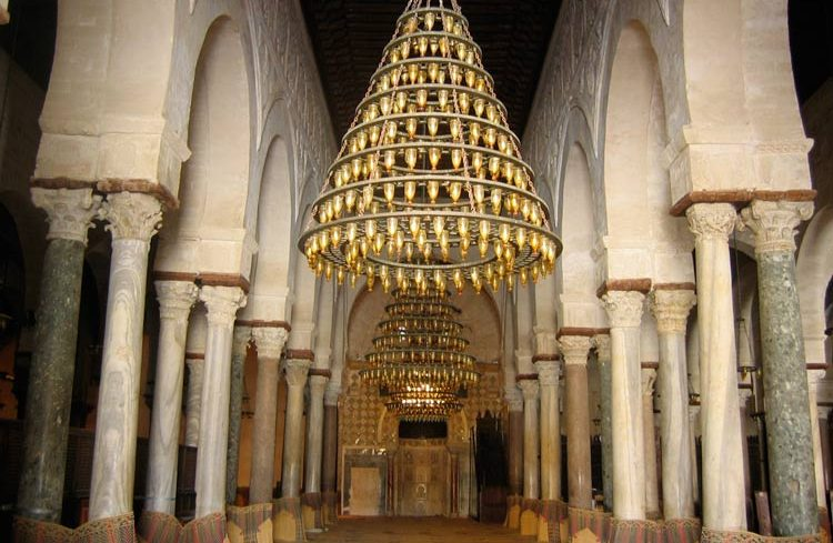 Kairuan Mezquita Tunez 2 e1514723216942 - KAIRUÁN, CIUDAD SANTA Y PATRIMONIO TUNECINO