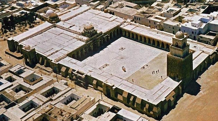 Kairuan Mezquita Tunez 3 - KAIRUÁN, CIUDAD SANTA Y PATRIMONIO TUNECINO